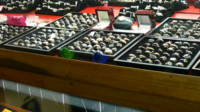 Precious and Semi Precious Gems At Cash USA Pawnshop Baltimore