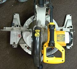 Picture of DEWALT MITER SAW DW703