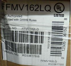 Picture of FRIGIDAIRE FFMV162LQ OVER THE RANGE MICROWAVE BISQUE