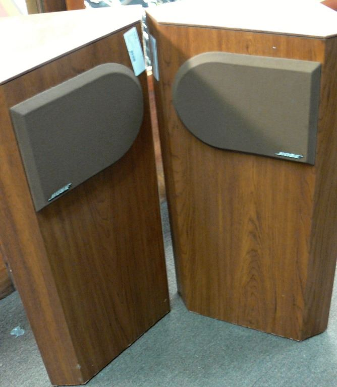 bose 401. picture of bose 401 direct/reflecting speaker pair bose g