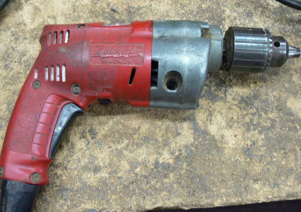 "Used Cars Baltimore >> Cash USA Pawnshop. MILWAUKEE 0234-1 MAGNUM 1/2"" HOLE ..."