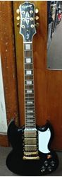 Picture of EPIPHONE LES PAUL CUSTOM GUITAR