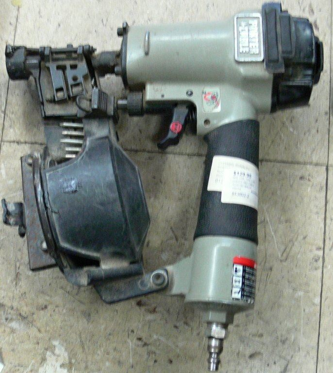 ... Picture Of PORTER CABLE RN175A ROOFING COIL NAILER ...