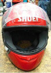 Picture of SHOEI MOTORCYCLE HELMET