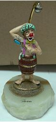 Picture of RON LEE SHOWER CLOWN SCULPTURE FIGURINE
