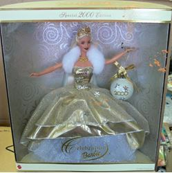 Picture of SPECIAL 2000 EDITION CELEBRATION BARBIE DOLL