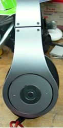 Picture of BEATS BY DR. DRE STUDIO OVER-EAR HEADPHONES SILVER
