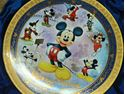 Picture of DISNEY TIMELESS TREASURE MICKEY MOUSE MASTERPIECE PLATE