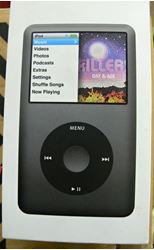 Picture of APPLE IPOD CLASSIC 160GB BLACK MC297LL/A