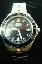 Picture of WENGER SWISS MILITARY 200M WATCH