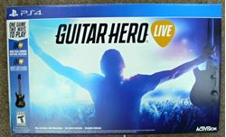 Picture of ACTIVISION GUITAR HERO LIVE PLAYSTATION 4 87421273US