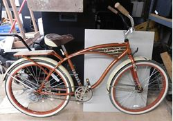 Picture of HUFFY PANAMA JACK BICYCLE