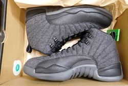 Picture of AIR JORDAN 12 RETRO WOOL SIZE 9