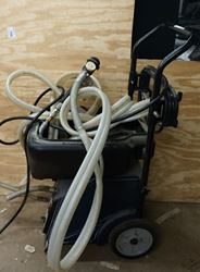 Picture of GRACO MAGNUM TEX FINISH TX90 PAINT SPRAYER WITH PAINT GUN