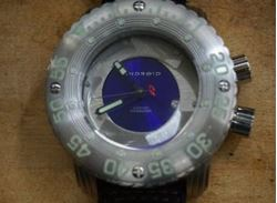 Picture of Android AD733 Automatic Water RESISTANT 300M/990FT PURPLE MEN'S WATCH