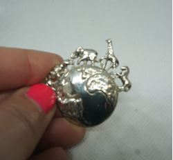 Picture of STERLING SILVER PIN 11,5 GR NOAH ARK