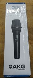 Picture of AKG C636 Master Reference Condenser Vocal Microphone - Brand New
