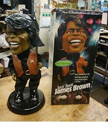 "Picture of DANCIN ""SHOUTIN"" JAMES BROWN MINT"