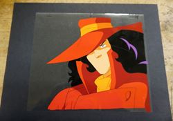 Picture of CARMEN SAN DIEGO CEL 10.5 X 9 COLLECTIBLE. GOOD CONDITION.
