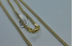Picture of 10KT YELLOW GOLD 28 INCHES BOX LINK CHAIN 14GR  850950-1