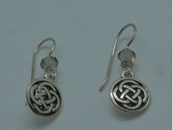 Picture of sterling silver earrings 2.4 grams 853592-12